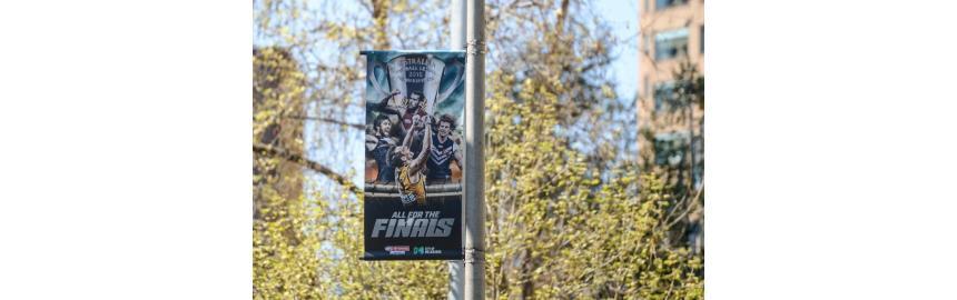 AFL Grand Final Flags