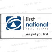 First National (design 2009) Corporate with sleeve
