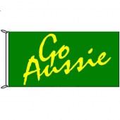 Go Aussie Flag