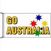 Go Australia (Southern Cross) Flag