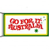 Go For It Australia Flag