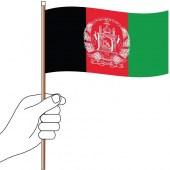 Afghanistan Handwaver Flag