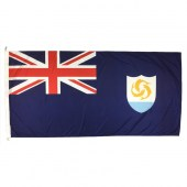 Anguilla Flag 1800mm x 900mm (Knitted)