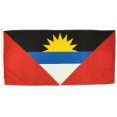Antigua and Barbuda Flag 1800mm x 900mm (Knitted)
