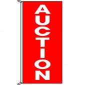 Auction Vertical Flag