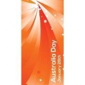 Australia Day Flag Orange Stripes (14)