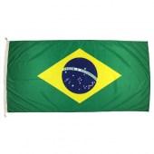 Brazil Flag 1800mm x 900mm (Knitted)
