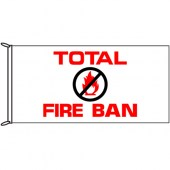 Total Fire Ban Flag