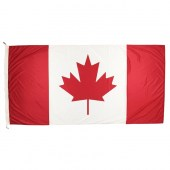 Canada National Flag 1800mm x 900mm (Knitted)