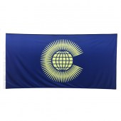 Commonwealth Flag (British) 1800mm x 900mm (Knitted)