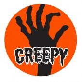 Creepy Hand Indoor Hard Floor Sticker