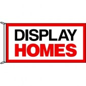 Display Homes flag