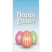 Easter 18 Flag 900mm x 1800mm (Knitted)