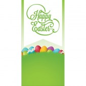 Easter 7A Flag 900mm x 1800 (Knitted)