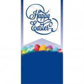 Easter 7B Flag 900mm x 1800 (Knitted)
