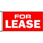 For Lease Flag