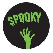 Spooky Hand Outdoor Floor Sticker 300mm
