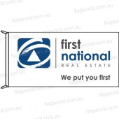 First National Corporate Flag