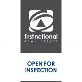 First National Open for Inspection Grey