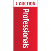 Professionals Signboard Flag - Front