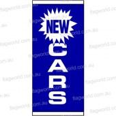 New Cars Flag
