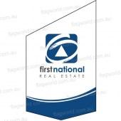 First National Front Shop Banner Flag