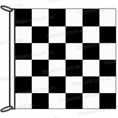 Chequered Racing Flag