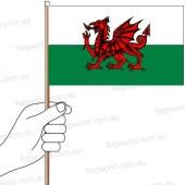 Wales Hand Flag Handwaver
