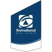 First National Real Estate Shop Front Banner