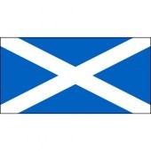 Scottish Flag (Knitted)