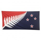 New Zealand Alt Flag 1800mm x 900mm (Knitted)