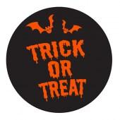 Trick or Treat Outdoor Floor Sticker