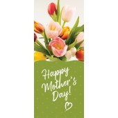 Mothers Day Pull Up Banner