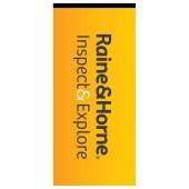 Raine & Horne Inspect & Explore LH Flag 650 x 1400