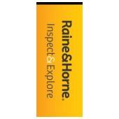 Raine & Horne Inspect & Explore Flag