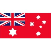 Red Ensign Historical Design Fully Sewn - 1370 x 685mm