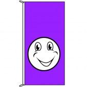 happy flag purple