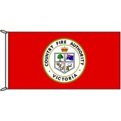 CFA Ceremonial Flag  1800mm x 900mm (Knitted)