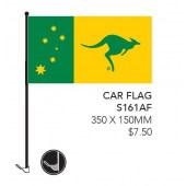 Sporting Flag of Australia Auto Flag