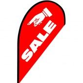 Sale Small Teardrop Flag