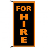 For Hire Flag