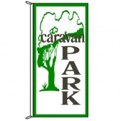 Caravan Park Flag