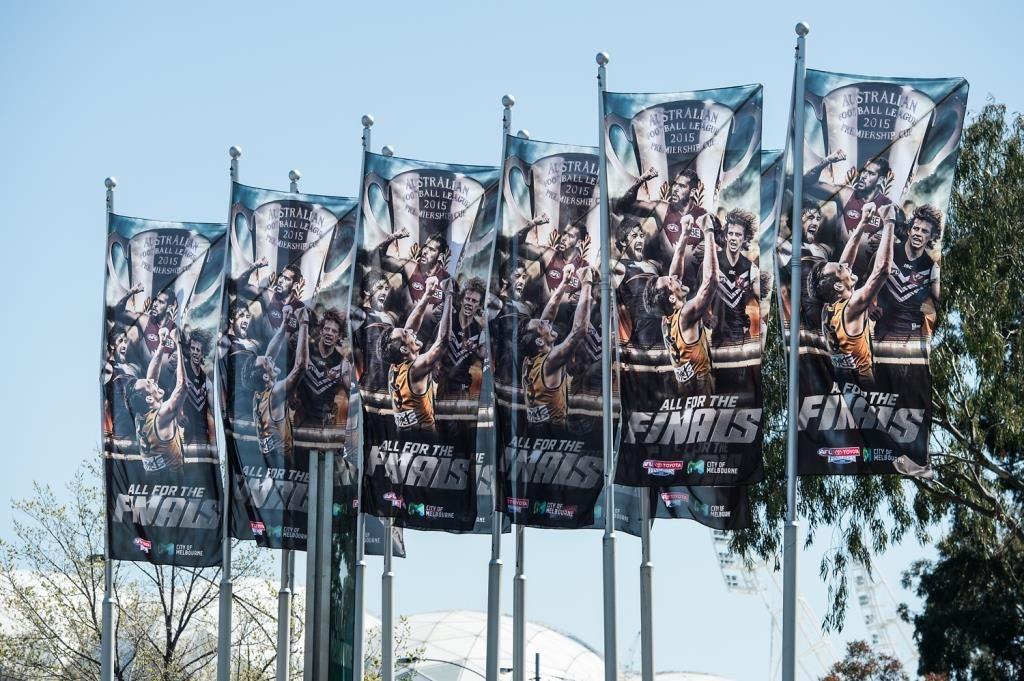AFL Super Banners
