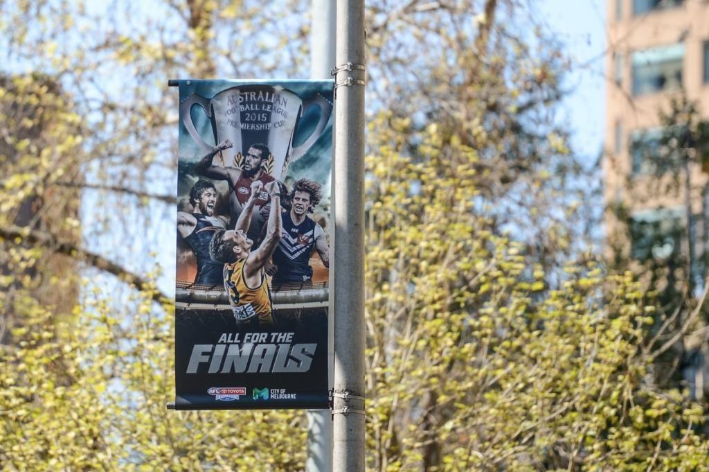 AFL Vinyl Banners