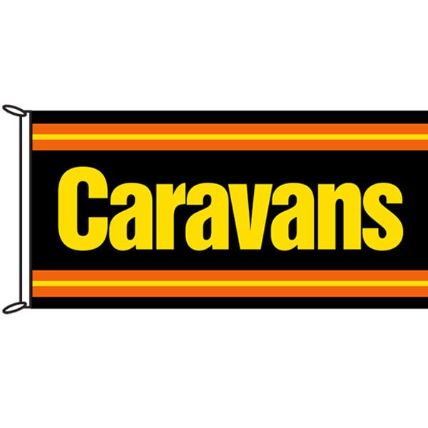 Caravan Flags