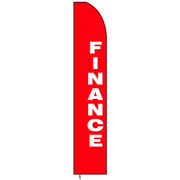 Finance Available Flags