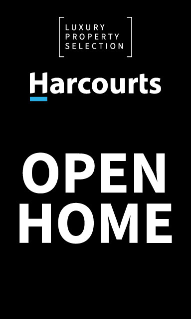 Harcourts Luxury Real Estate Flags