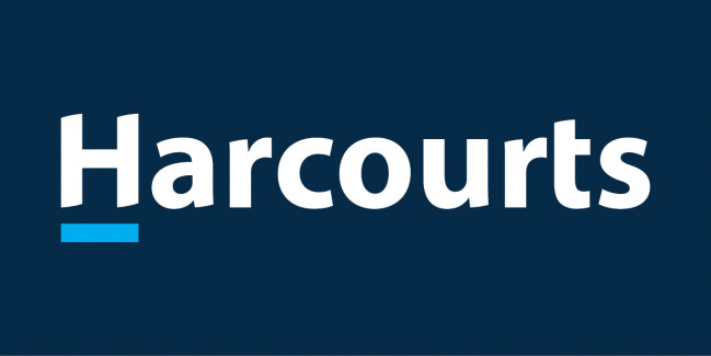 Harcourts Real Estate Flags