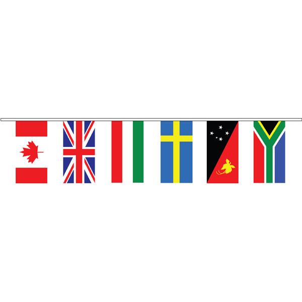 L-P World Flags