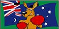 Australian Fighting Kangaroo